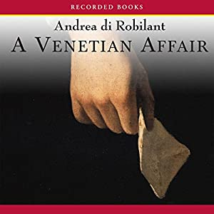 A Venetian Affair Audiobook