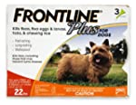 Merial Frontline Plus Flea and Tick C...