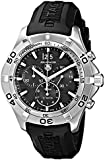 TAG Heuer Men's CAF101EFT8011 Aquaracer Grande Black Dial Watch