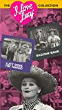 I Love Lucy: Lucy Does the Tango/ Ragtime Band [VHS]