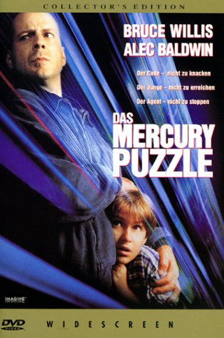 Das Mercury Puzzle [Collector's Edition]