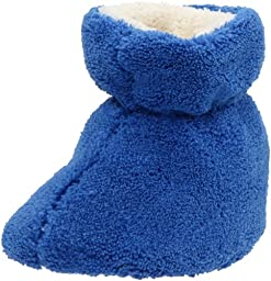 ACORN Spa Terry Bootie,Royal,TS (0-6 Months M US Infant)