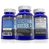 Best Testosterone Booster Supplement for Men-Muscle Builder,60 Tablets, Platinum Series