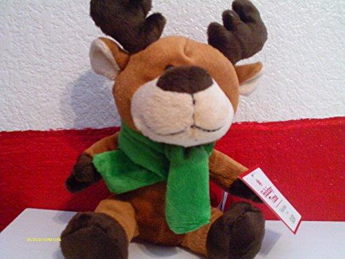 Reindeer Stuffed Toy - 1