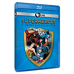 Superheroes: A Never-Ending Battle [Blu-ray]