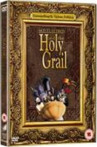 Monty Python and the Holy Grail [DVD]