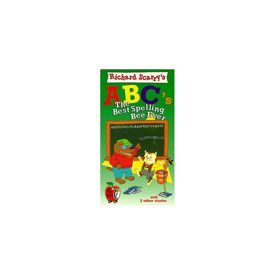 Summer Picnic (The Busy World Of Richard Scarry) [VHS]