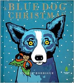 Ένας μπλε σκύλος...