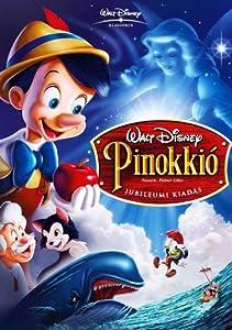 Pinocchio Poster Movie Hungarian 27 x 40 In - 69cm x 102cm Mel Blanc Don Brodie Walter Catlett Marion Darlington