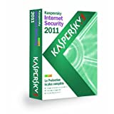 Kaspersky internet security 2011 (1 poste, 1 an)par Kaspersky