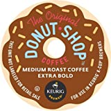 Keurig, The Original Donut Shop, K-Cup packs (Regular - Medium Roast Extra Bold, 24 Count)