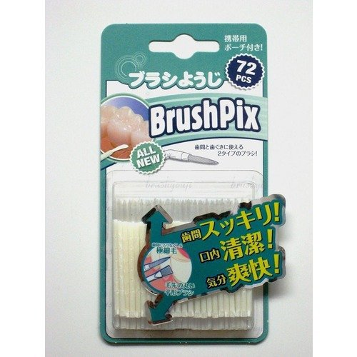PINO BrushPix BPー72 72本入