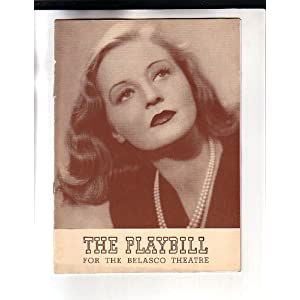 Clifford Odets Clash Night NYC Broadway Playbill 1942 Tallulah Bankhead