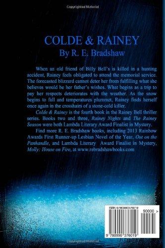 Colde & Rainey: A Rainey Bell Thriller: Volume 4