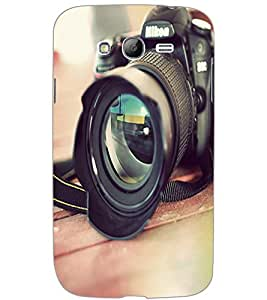 SAMSUNG GALAXY GRAND CAMERA Back Cover by PRINTSWAG