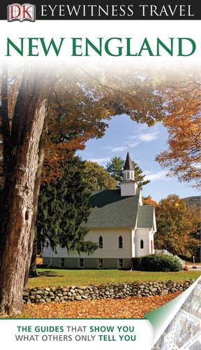 Dk Eyewitness Travel Guide: New England front-561406