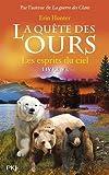 """Afficher """"La Quête des ours n° Cycle 1 / Tome 6 Les Esprits des étoiles"""""""