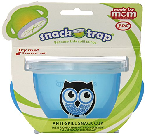 Made For Mom Snack Trap, Colors and Styles May Vary - 1