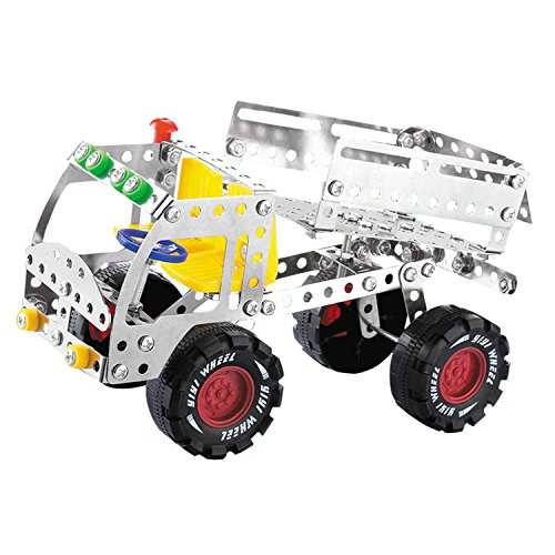 3D Assembly Metal Truck Vehicles Model Kits Toy Car ...