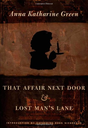 That Affair Next Door and Lost Man s Lane