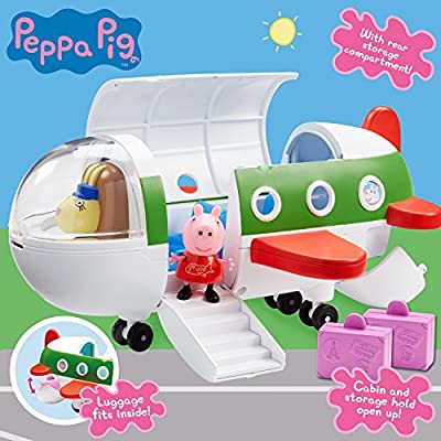 "Peppa Pig 06227 ""Air Peppa Jet"" Figure"
