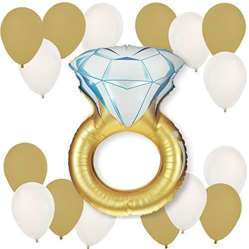 Engagement Ring Balloon Kit