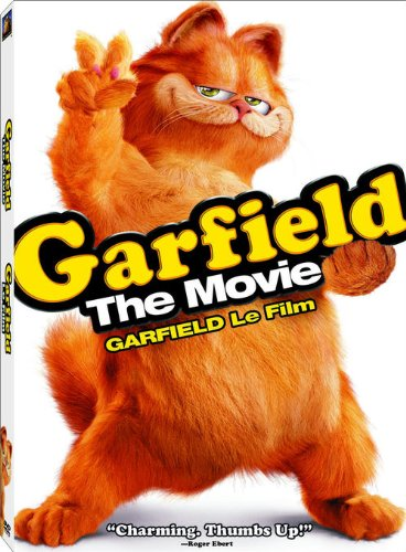 Cover art for  Garfield - The Movie