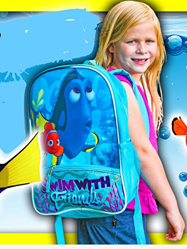 Assistant Finding Dory Surprise Backpack