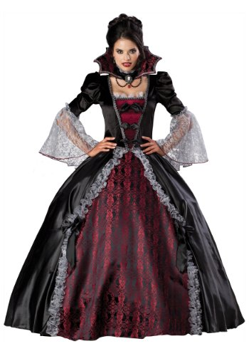 Incharacter Womens Vampiress Of Versailles Theme Party Halloween Costume
