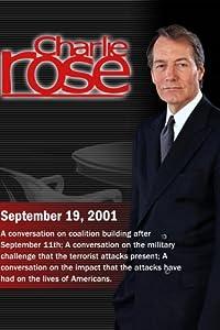 Charlie Rose with Mort Zuckerman & Felix Rohatyn; Bernard Trainor; Roger Rosenblatt & Anna Deavere Smith & Judy Rosener & Pete Hamill (September 19, 2001)