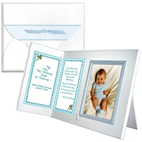 Irish Baby Blessing inch Personalized Baptism Christening