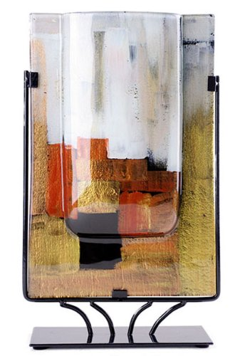 51ARn9qjIvL Cressida Glassware Signature Handpainted Fused Glass Pieces Speedy Series