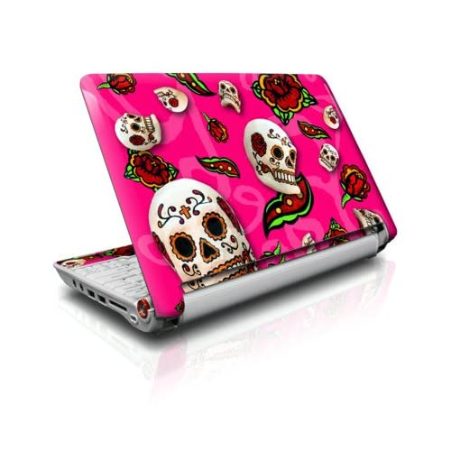 Pink Scatter Design Skin Cover Decal Sticker for the Acer Aspire ONE 11.6 AO751H Netbook Laptop