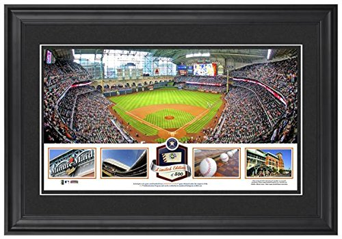 minute-maid-park-houston-astros-framed-stadium-panoramic-with-game-used-ball-limited-edition-of-500-