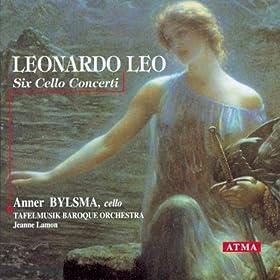 Leo: Six Cello Concertos