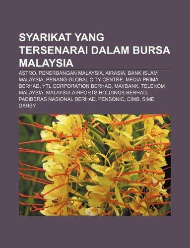syarikat-yang-tersenarai-dalam-bursa-malaysia-astro-penerbangan-malaysia-airasia-bank-islam-malaysia