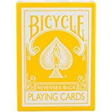 The Yellow Deck - Bicycle Playing Cards with Magic Tricks - 2nd Generation