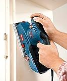 Bosch-Professional-GSS-AE-Schwingschleifer-Klett-Klemmsystem-2x-Schleifpapier-190-W-Koffer