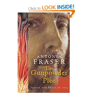 The Gunpowder Plot - Antonia Frase