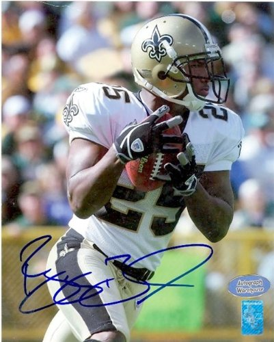 reggie bush football saints. Reggie Bush autographed 8x10 Photo (New Orleans Saints) (New Orleans Saints) ( Reggie Bush Hologram) Image 2 This item comes with a certificate of