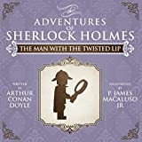 img - for The Man with the Twisted Lip - Lego - The Adventures of Sherlock Holmes book / textbook / text book