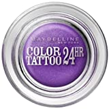 Maybelline Colour Tattoo 24 Hour Eye Shadow, Endless Purple Number 15