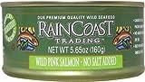 Wild Pink Salmon No Added Salt 5.65 oz Can