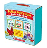 Folk & Fairy Tale Easy Readers Parent Pack: 15 Classic Stories That Are