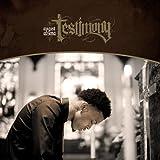 Testimony by Alsina, August [Music CD]