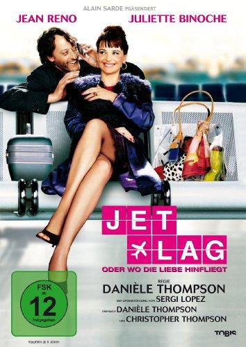 Jet Lag - Oder wo die Liebe hinfliegt [2 DVDs]