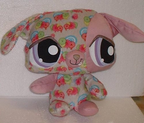 "Littlest Pet Shop; 7"" Happiest Dog - 1"