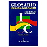 img - for Glosario internacional para el traductor (Edicion Revisada, Latest Edition) book / textbook / text book