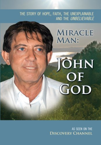 john of god in brazil. Miracle Man: John of God