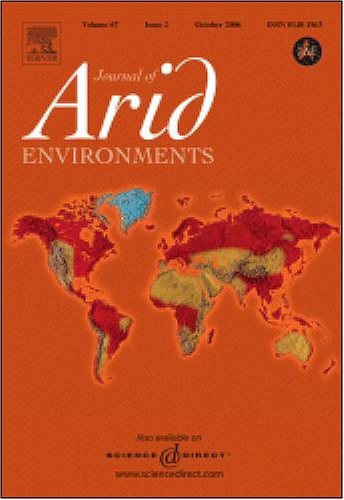 Ground-Surface Conditions Of Sand-Dust Event Occurrences In The Southern Junggar Basin Of Xinjiang, China [An Article From: Journal Of Arid Environments]